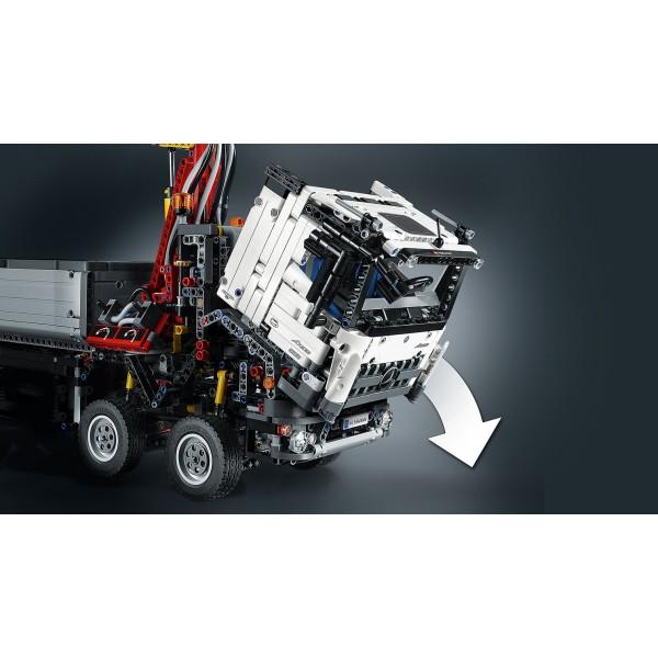 Lego technic 42043leg mercedes benz arocs 3245 for Lego mercedes benz