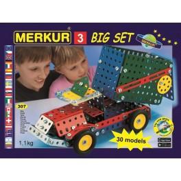 MERKUR 3 Construction Set