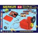 MERKUR M 2.2 Pohony a prevody