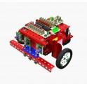 MERKUR 111002 Robotický sliedič ALFA - Atmel