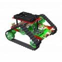 MERKUR 111101 Pásový podvozek 01 - ATMEL + RC ovládání