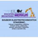 MERKUR 112104 Súbor elektrotechnických stavebníc