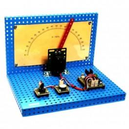 MERKUR 112210 Programové řízení digitálních servomotorů