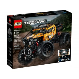 Lego Technic 42099 RC Extrémny terénák 4x4