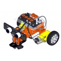 WEEEMAKE 160516 Mini DIY STEM Robot Kit